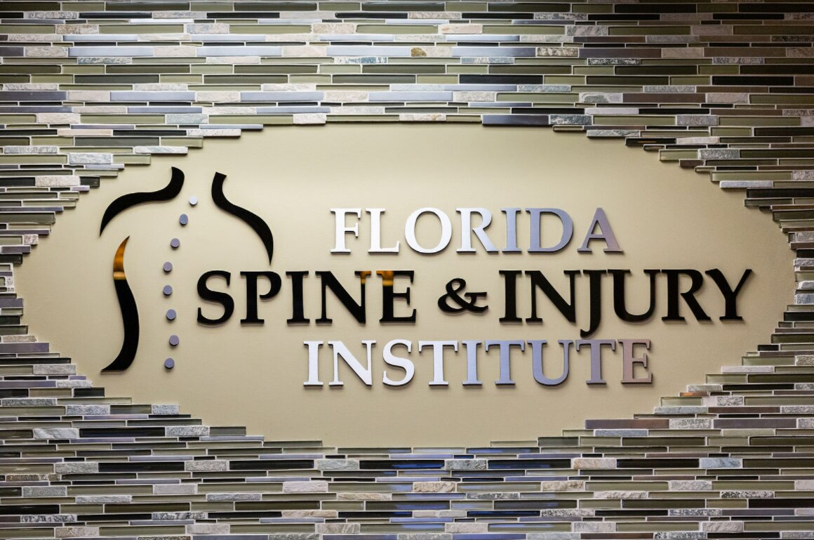 Getting treatment at Florida Spine & Injury Institute of Lakeland