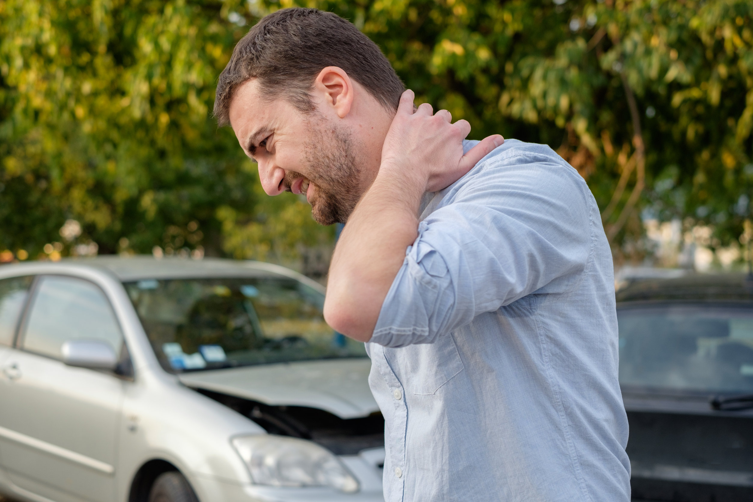 Why Whiplash Pain is Often Delayed After an Auto Accident