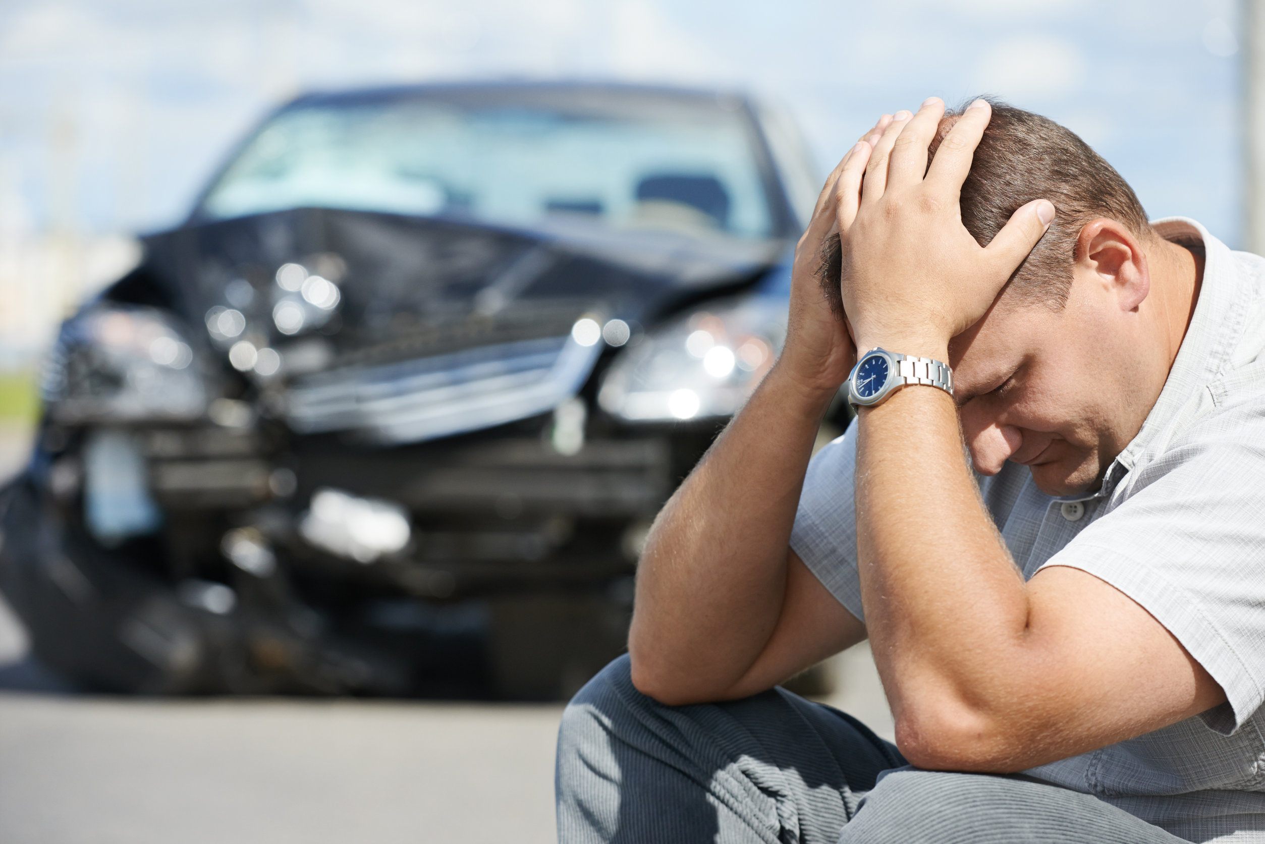 Common Car Accident Injuries Treated By Chiropractors