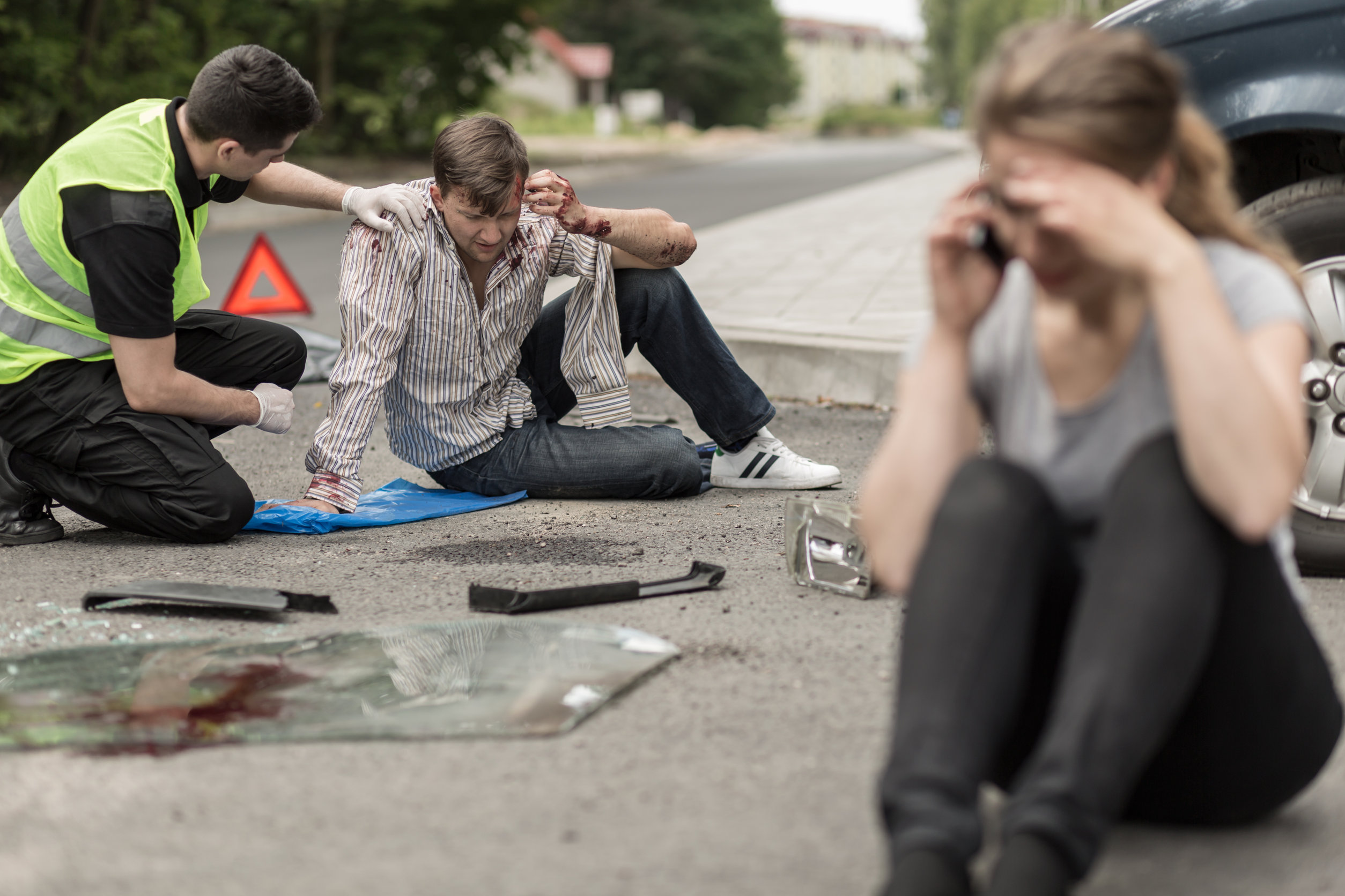 Most Common Soft Tissue Injuries From Car Accidents